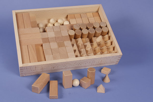 Geokörper-Set 144